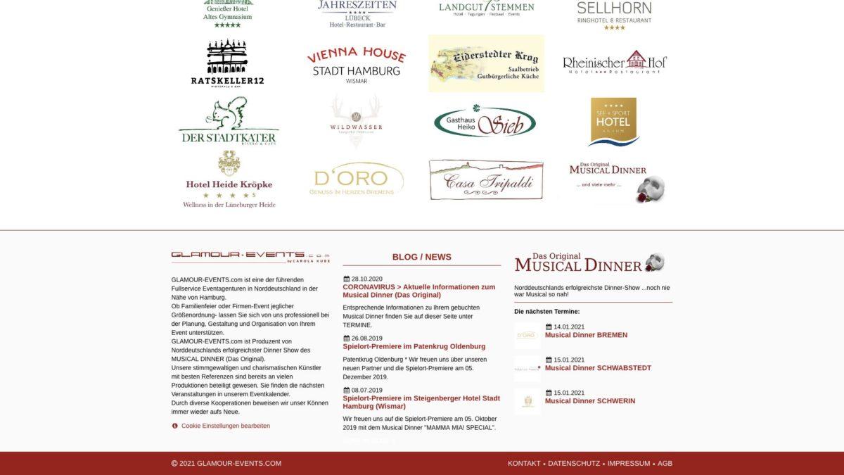 GLAMOUR-EVENTS Eventagentur