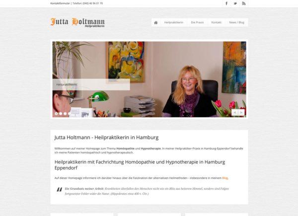 Heilpraktikerin Hamburg Jutta Holtmann